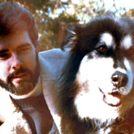 Indiana, le chien de George Lucas inspirant Indiana Jones et Chewbacca