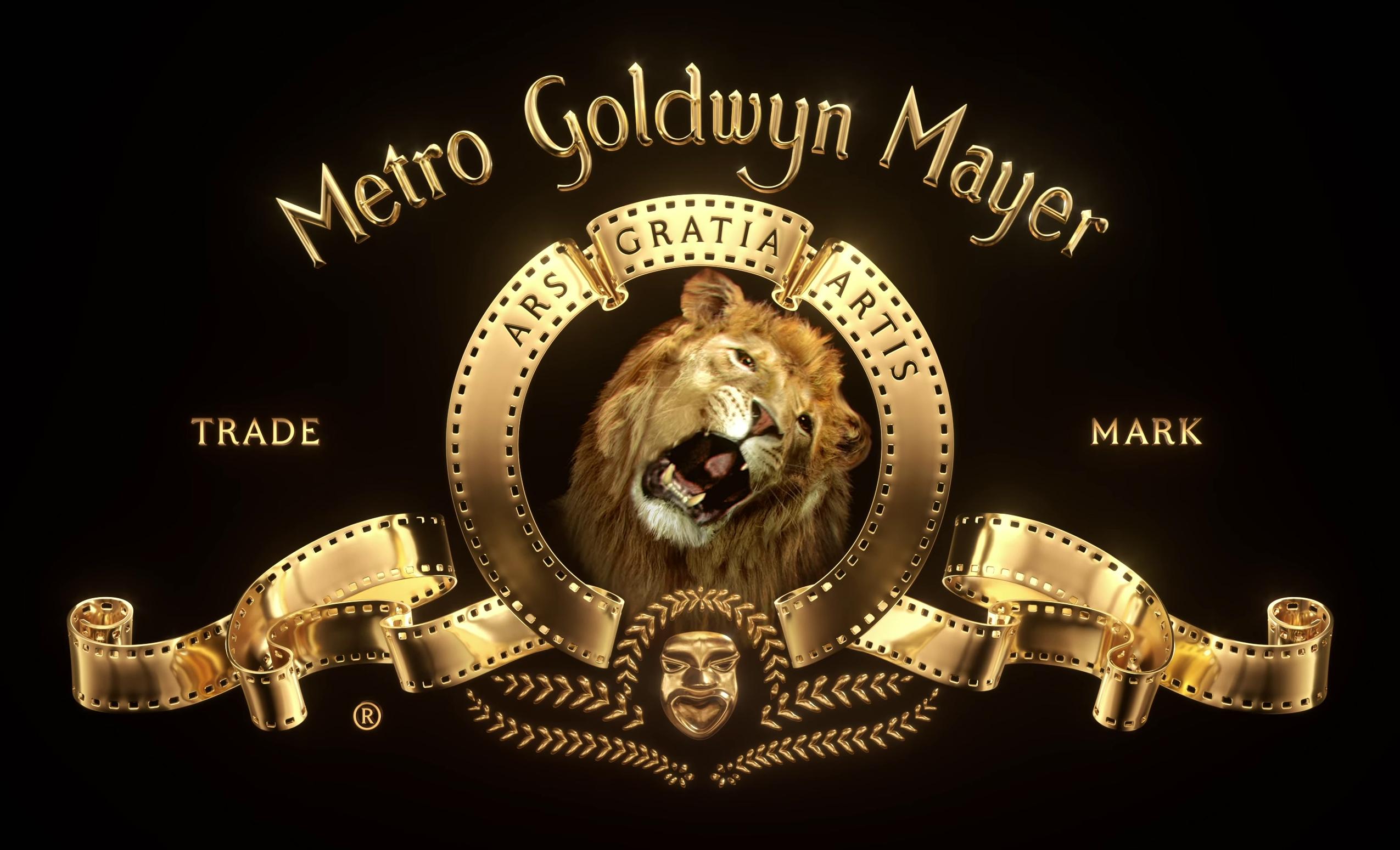 Léon le lion Par Metro-Goldwyn-Mayer - Baked Studios — Extrait de MGM AV LOGO, marque déposée, photo wikipedia.